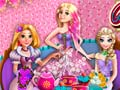 Hra Princess Bridesmaid Tea Party