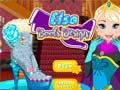 Hra Elsa Boots Design