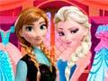 Игра Frozen Party Prep