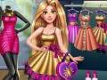 Игра Rapunzel Crazy Shopping