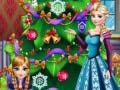 Gioco Frozen Christmas Tree Design