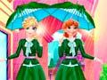 Hra Elsa And Anna Paris Shopping