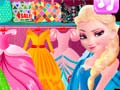 Игра Elsa Fashion Dress Store