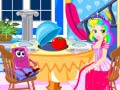 Игра Princess Juliet Secret Recipe