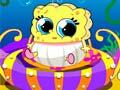 Joc Spongebob Baby Caring