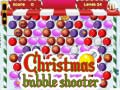 Hra Bubble Shooter Christmas