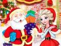 Joc Elsa Make Christmas Gift