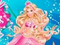 Игра Barbie The Pearl Princess Dress Up