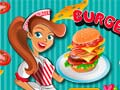 Игра Burger Time