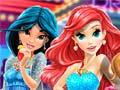 Permainan Disney Princess Prom Dress Up