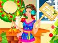 Игра Barbie Elf Party Dress Up