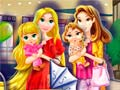 Игра Mommy Princess Go Shopping