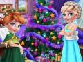 Игра Sisters Christmas Room Prep