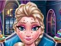 Игра Elsa New Year Makeup