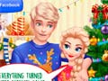 Игра A Magic Christmas With Eliza And Jake