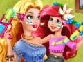 Игра Prank the Nanny Baby Mermaid