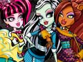 খেলা Monster High Girls: Spot Objects