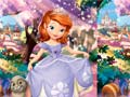 Игра Sofia The First: Find The Differences