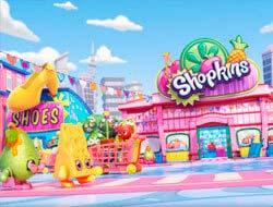 Shopkins Games Free Play Online