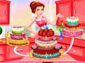 Игра Princess Dede Sweet Cake Decor