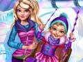 ゲームPrincesses Winter Amusement