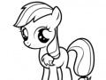 Ігра My Little Pony Coloring For Kids