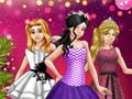 Игра Princesses Winter Ball