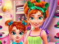 Игра Ice Princess Mommy Real Makeover