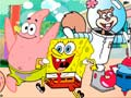 ゲームSpongebob Hidden Alphabets