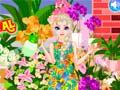 ゲームIce Queen Flowers Festival