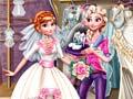 Mäng Elsa Preparing Anna's Wedding