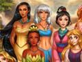 Игра Adventure of the Princess: Find the Letters