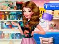 Игра Princess Books And Fashion