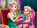 ゲームIce Queen Toddler Feed