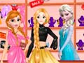 ゲームIce Queen Fashion Boutique