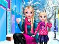 Игра Elsie Winter Day