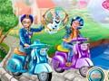 Mäng Princess Scooter Ride