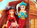 ゲームPirate Girls Garderobe Treasure
