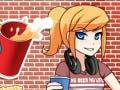 ゲームBeer Pong Girl