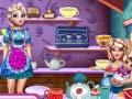 Игра Princesses Tea Afternoon
