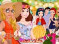 ゲームMoana`s Garden Party