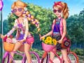 Ойын Princesses Bike Trip