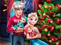 Игра Elsa Family Christmas