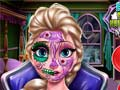 Spel Elsa Scary Halloween Makeup