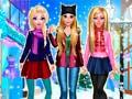 ゲームRosalie Winter Day