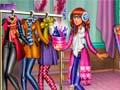 ゲームTris Winter Fashion Dolly Dress Up