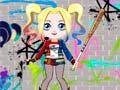Игра Cute Harley Quinn Dress Up