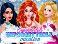 ゲームSupermodels Unforgettable Vacation