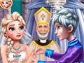 Ігра Frozen Wedding Ceremony