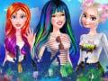 Ігра Princesses 3 Spring Festivals